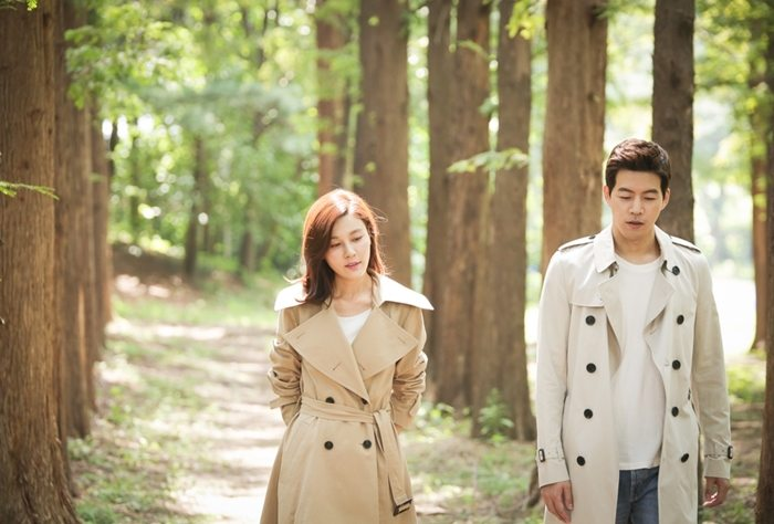 Lee Sang Yoon & Kim Ha Neul from On the Way To The Airport